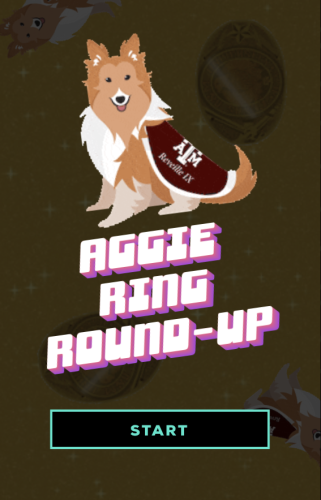 Aggie Ring Round-Up Game