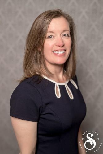 Karen Verrigni head shot Discover Saratoga