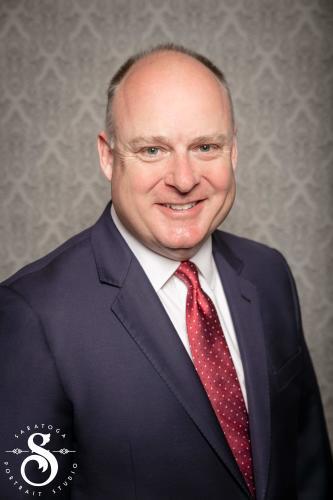 Darryl Leggieri head shot Discover Saratoga