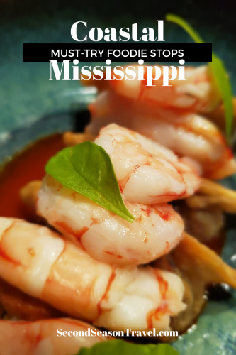 Barb Webb - A Taste of Coastal Mississippi