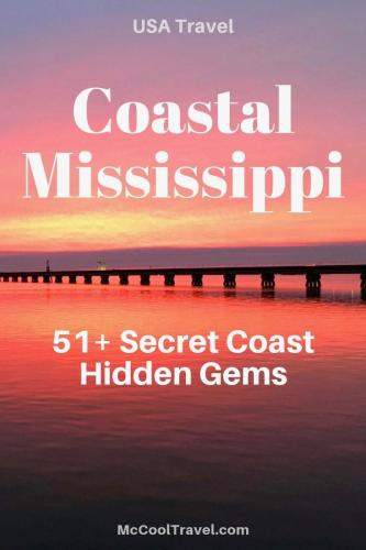 Charles McCool - 51+ Secret Coast Hidden Gems