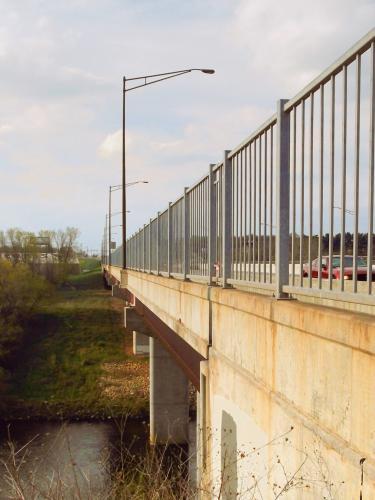 Hastings Way Bridge in Eau Claire, Wisconsin