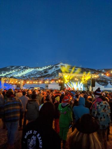 Bluegrass Festival, Winter Wonder Grass