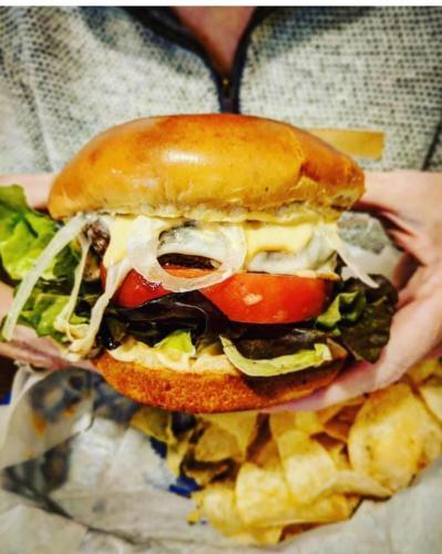 monica's burger