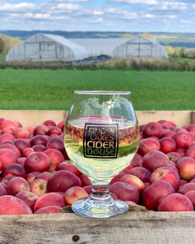 Finger Lakes Cider House by shaggleroc