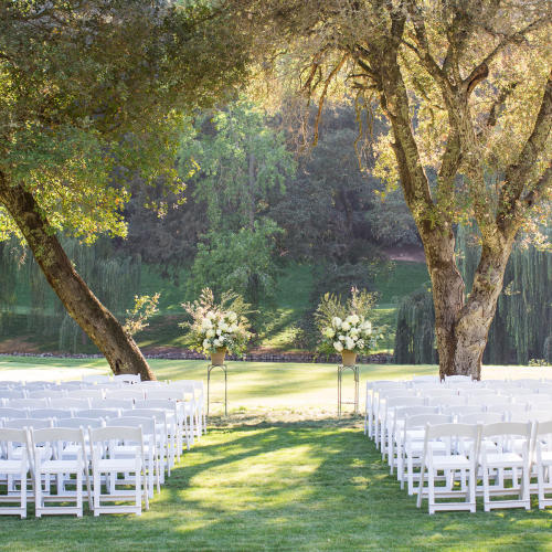 Meadowood Wedding Square