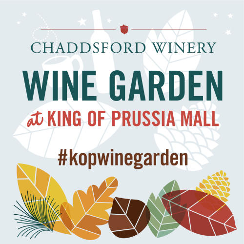 Chaddsford Winery Pop-Up Wine Garden