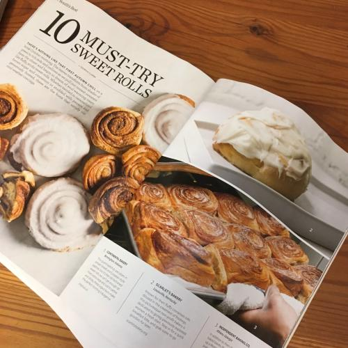 Independent Baking Co Featured in Taste of the South