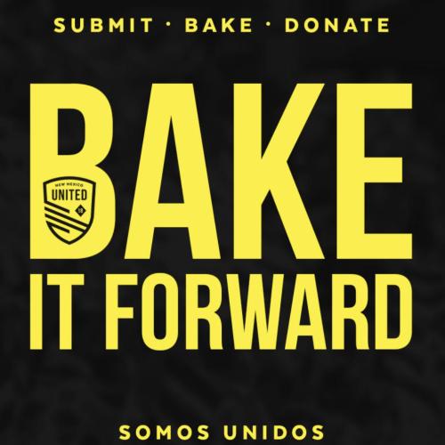 New Mexico United - Bake It Forward