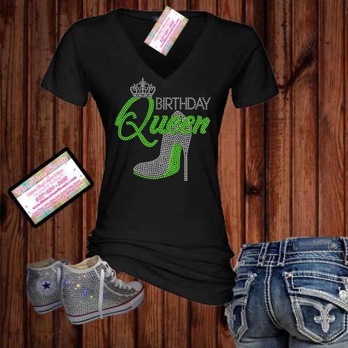 rhinestone queen