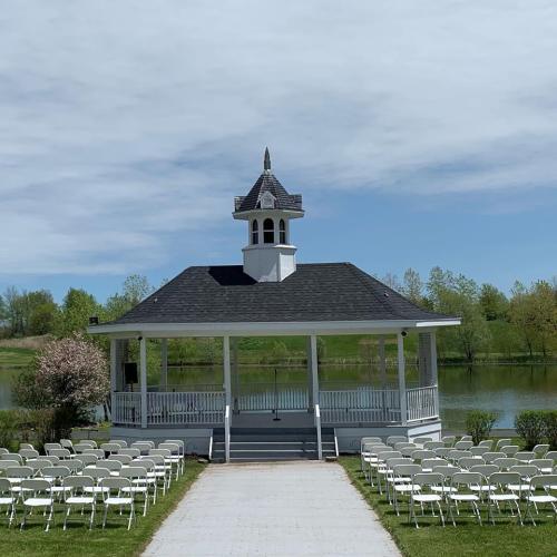 Ballroom at Carey Lake