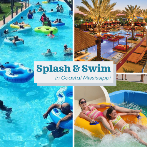 Splash & Swim in Coastal Mississippi