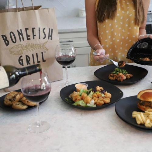 Bonefish Grill Takeout