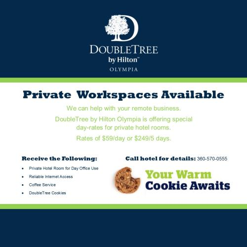 DoubleTree Private Workspaces