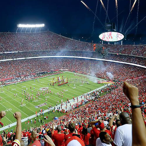 Top 10 things to do when in town for a Chiefs game