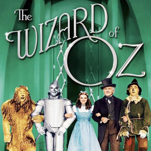 Wizard of Oz Exhibit