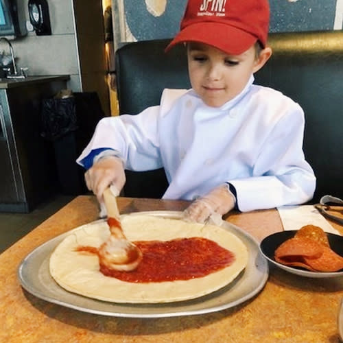 Kid Friendly Places to Eat