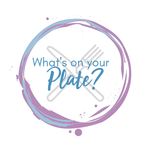 What's On Your Plate Logo