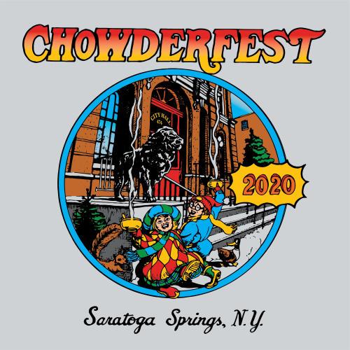 2020 Chowderfest logo