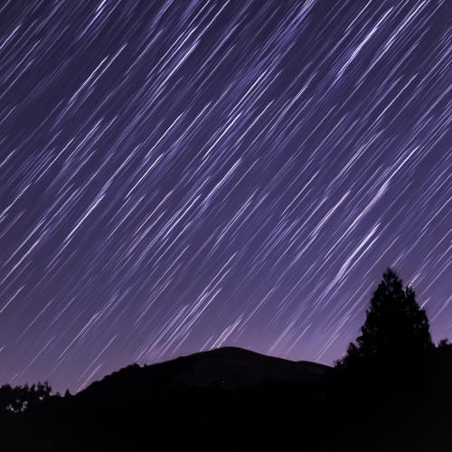 Cooper Jacobus Star Trails