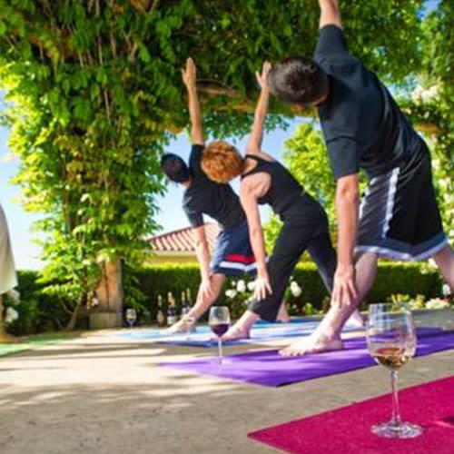 Yoga at South Coast