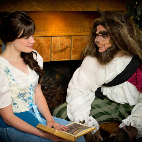Beauty and Beast at SCERA Shell Outdoor Theater