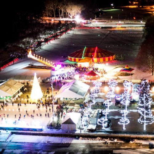 Westchester's Winter Wonderland