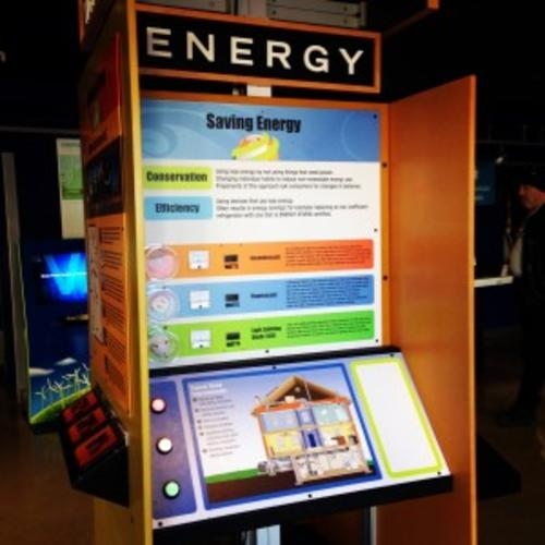 Nexus Energy Center Kiosk