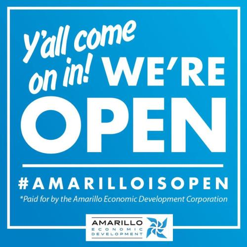 NewsChannel 10 joining #AmarilloIsOpen campaign providing $500,000  additional value to local businesses
