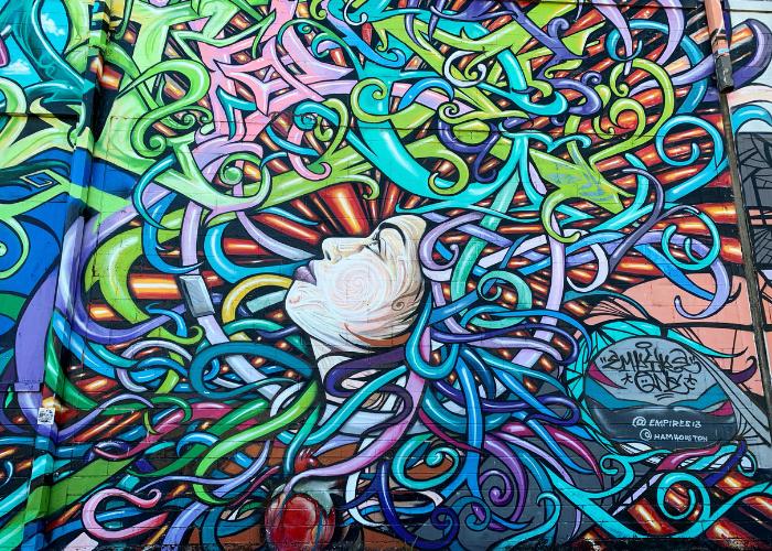 Empires 13 Mural