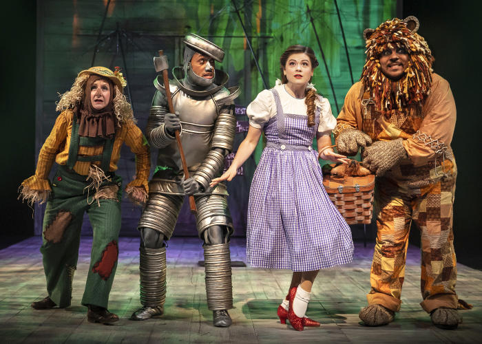 Wizard of Oz at Chicago Shakespeare Theatre