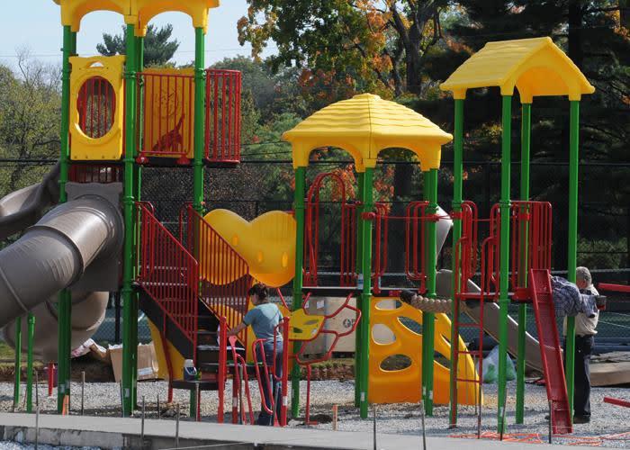Ashbridge Park