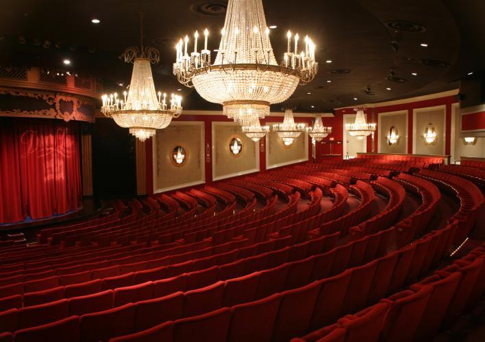 Theatre - Interior