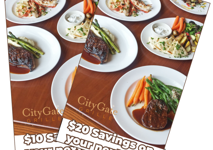 Spend & Save Coupons Image