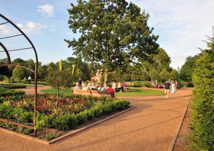 Upper Display Garden