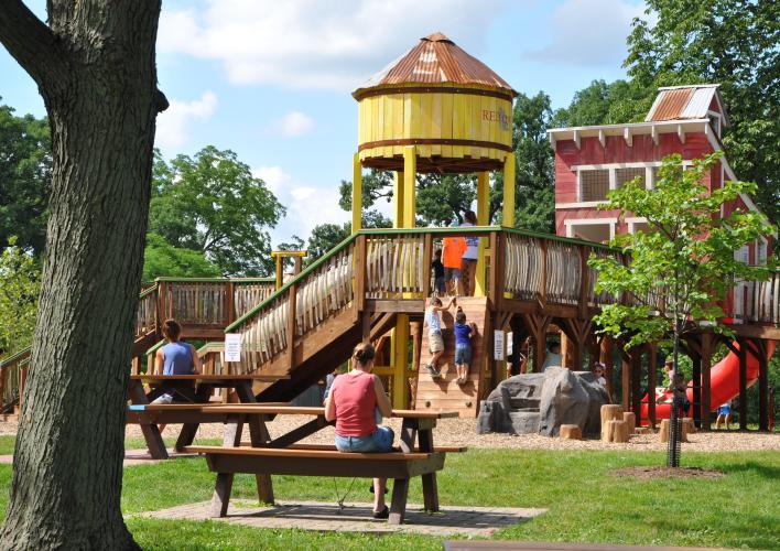 Red Oaks Farm Playground