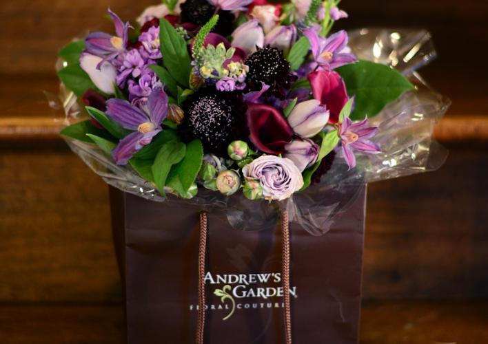 Andrew's Garden Bouquet