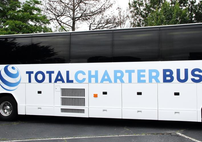 Total Charter Bus Chicago