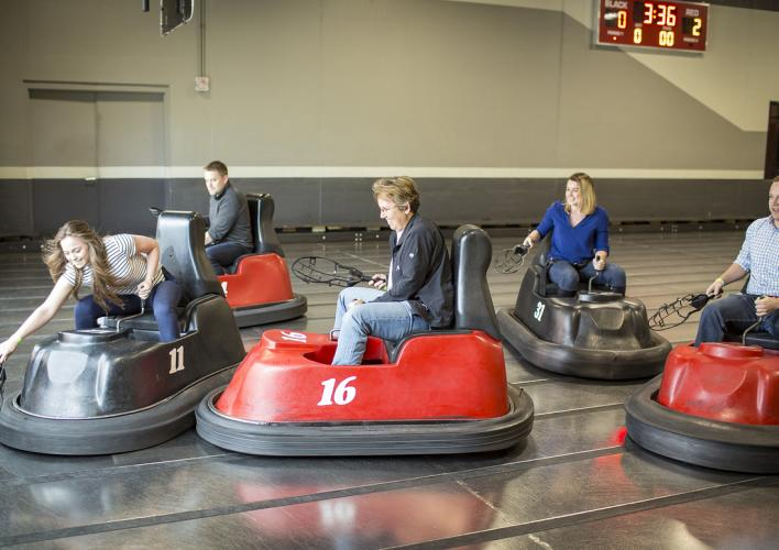 WhirlyBall Play Action