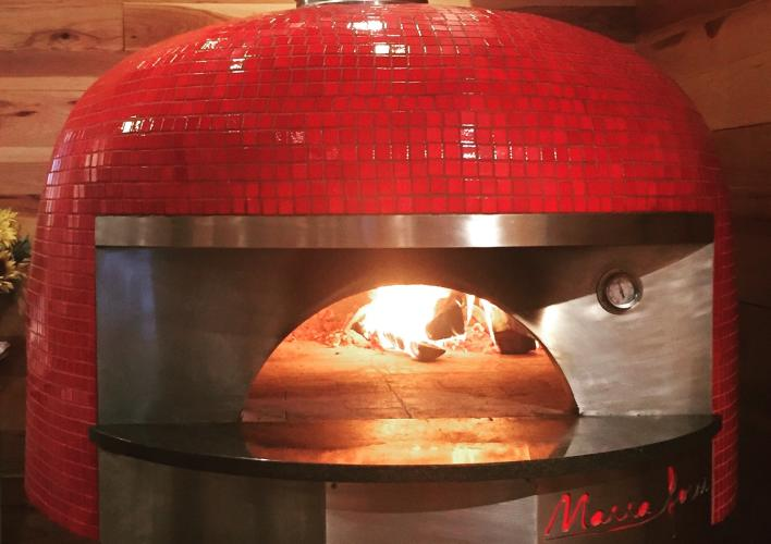 Marra Forni Wood-Fired Oven