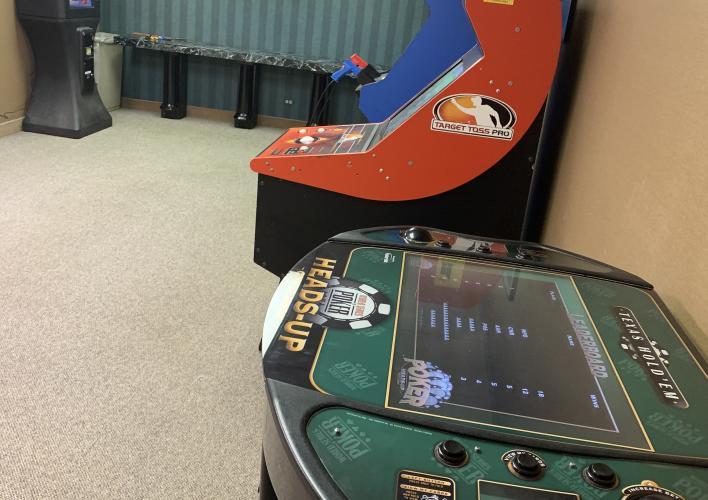 Arcade / Game Room