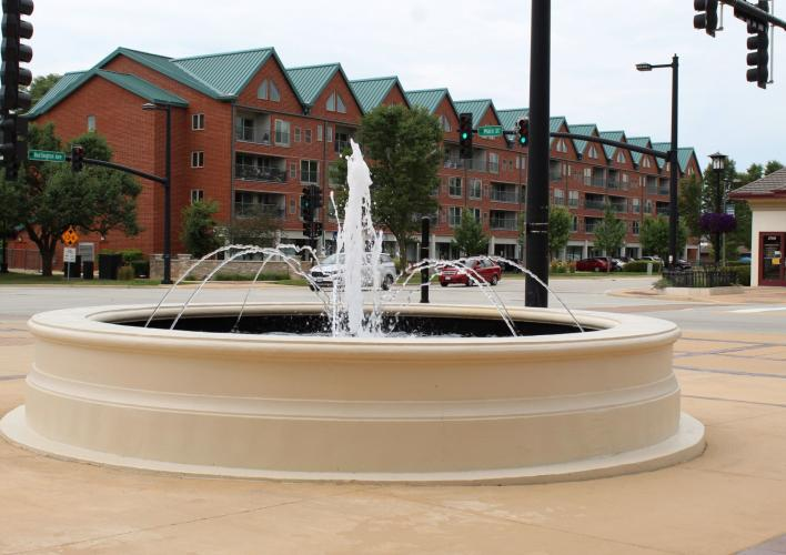 Lisle Fountain