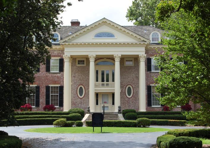 McCormick House north