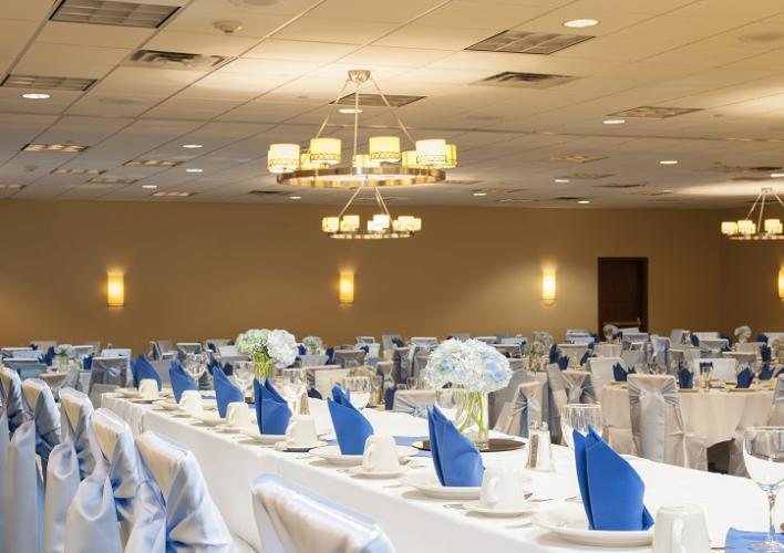 Banquets for up to 400