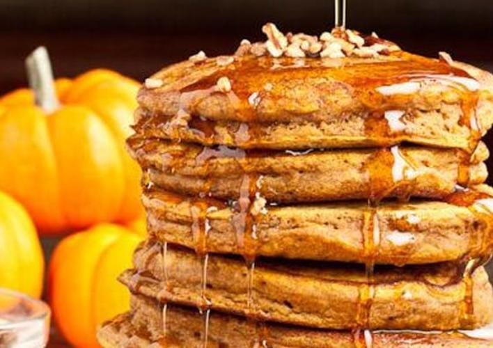 Pumpkins and Pancakes Brunch at Oak Brook Hills