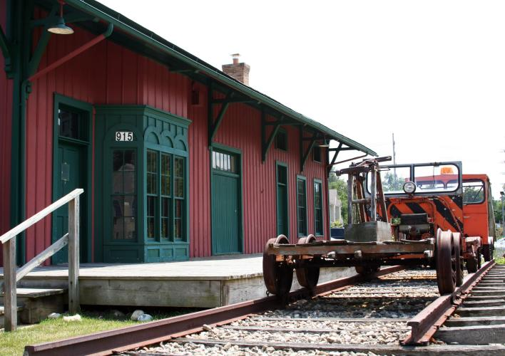 Lisle Depot