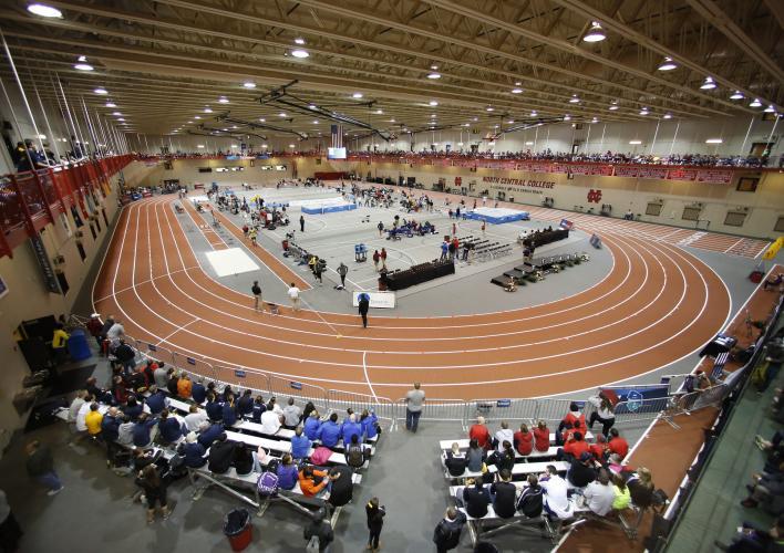 North Central College - Track
