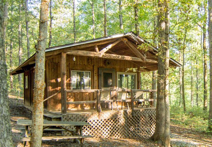 #3 Magnolia Cottage at Montfair Resort Farm