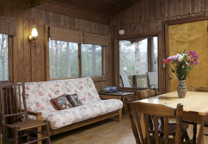 Cottage Livingroom