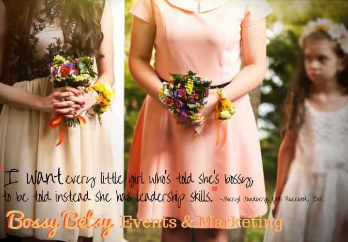 Bossy Betsy Events - Weddings